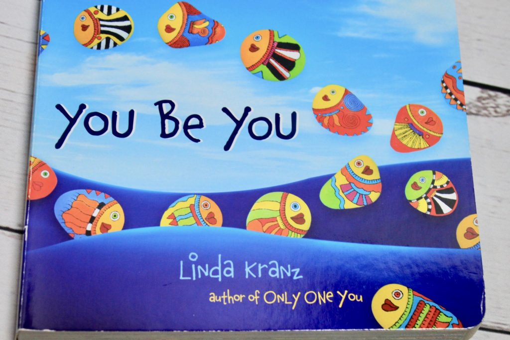 Kids Night In Subscription Box Review - March 2018 You Be You Board Book Review