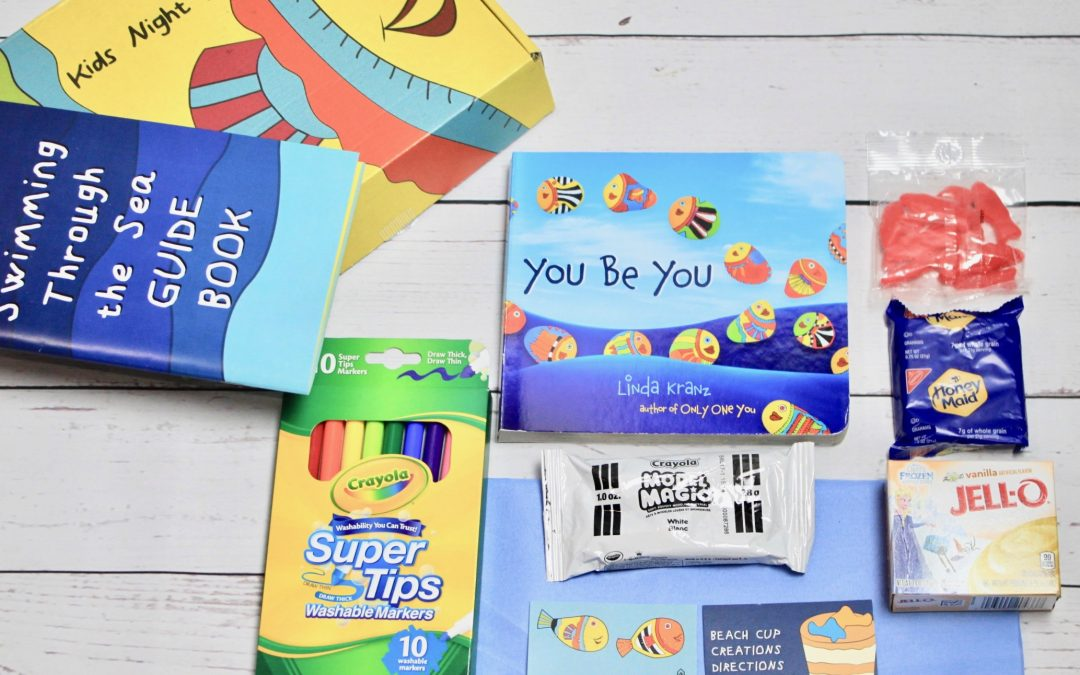 Kids Night In Subscription Box Review – March 2018