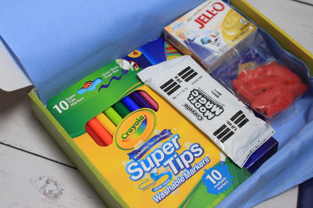 Kids Night In Subscription Box Review - March 2018