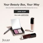 Julep Build Your Own Beauty Box – First box is FREE through 3/1 or while supplies last