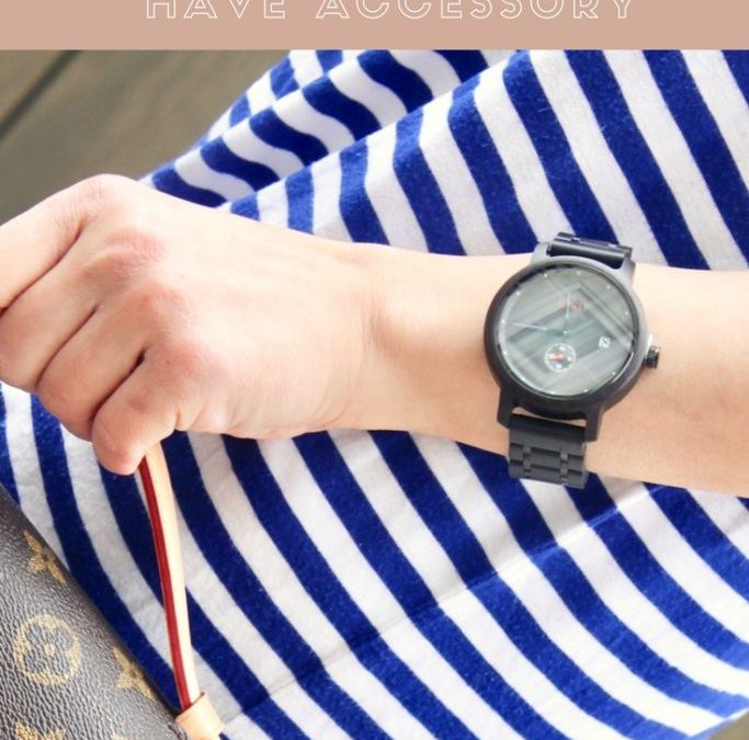 A Minimalist's Must-Have Accessory – JORD Watch (Mother's Day Special)