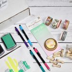 Busy Bee Stationery Subscription Box Review – April 2018