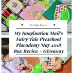 Fairy Tale Preschool Placademy Subscription Box May 2018 Review + Giveaway