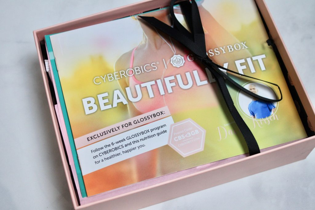 Glossybox April 2018 Subscription Box Review