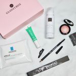 Glossybox April 2018 Subscription Box Review + 30% Off Coupon Code