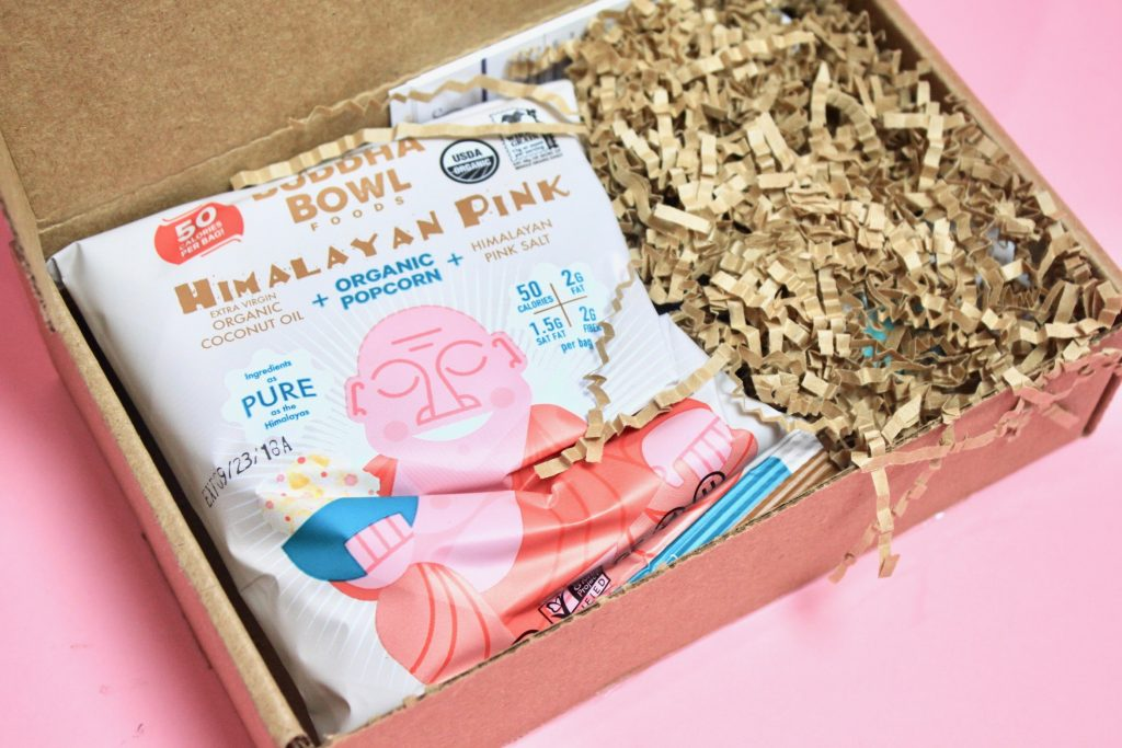 Goodbeing April 2018 Subscription Box Review + Coupon Code