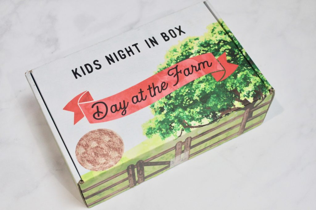 Kids Night In Box April 2018 Subscription Review
