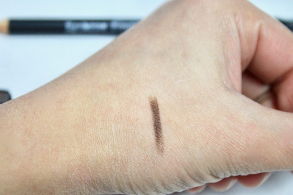 The Brow Gal Eye Brow pencil swatch #3