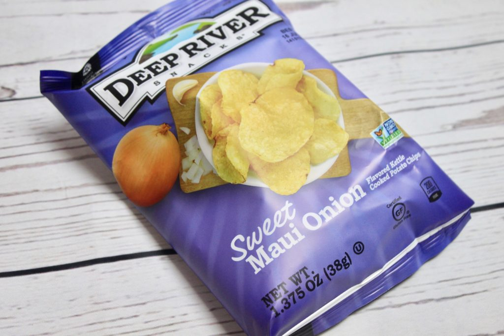 Deep River Snack Sweet Maui Onion Chips