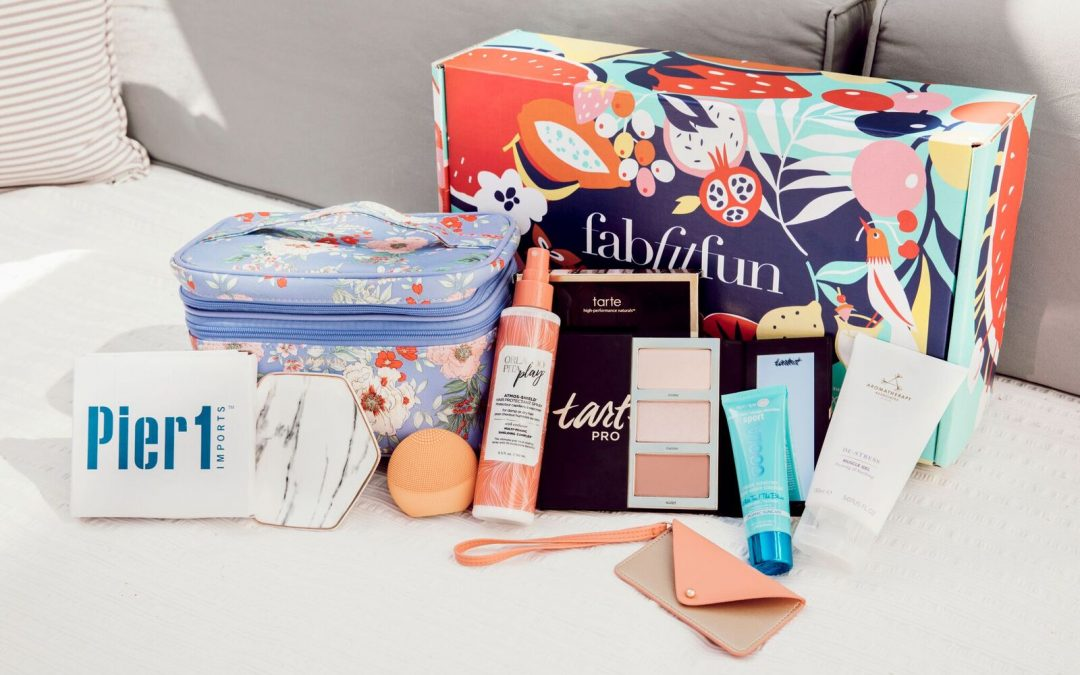 FabFitFun Summer 2018 Box Is Almost Sold Out!