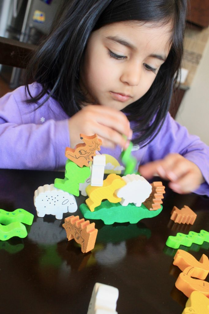 Haba Animal Over Animal Toy Review
