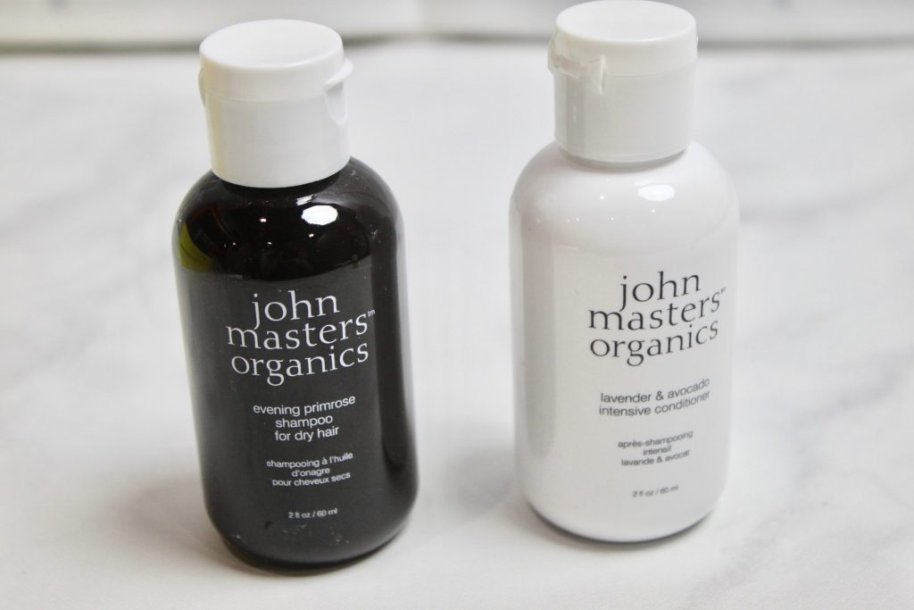 Review John Masters Organics Shampoo & Conditioner