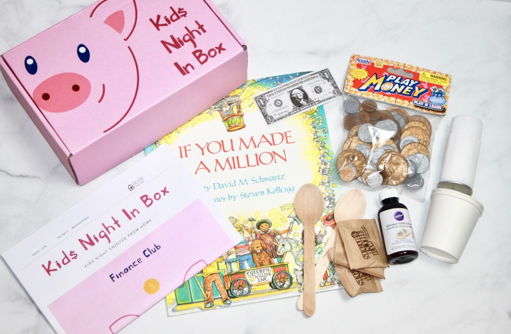 Kids Night In May 2018 Subscription Box Review