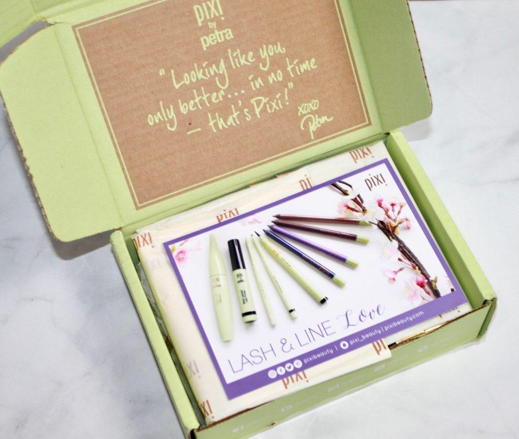 Pixi Beauty Lash & Line Love - Review