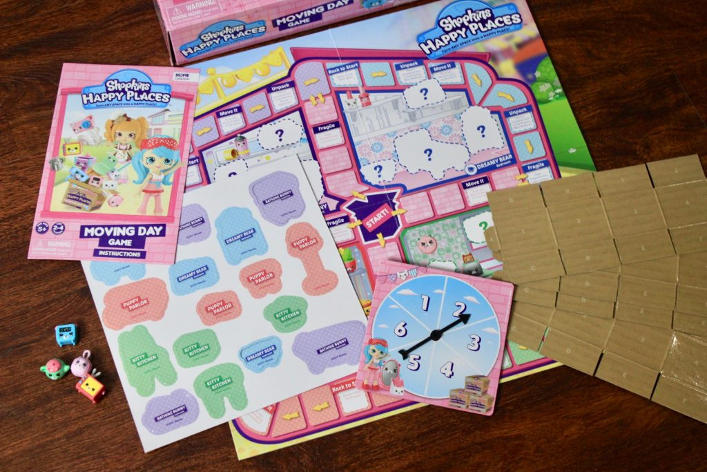 Shopkins Happy Places Game Review