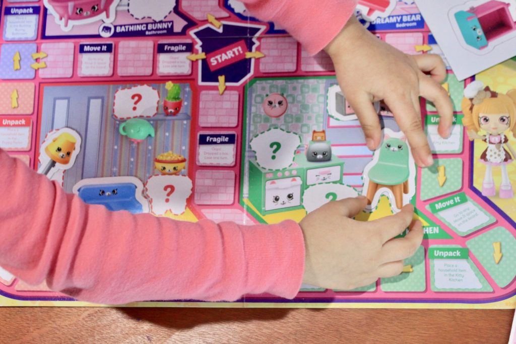 Shopkins Happy Places Board Game Review