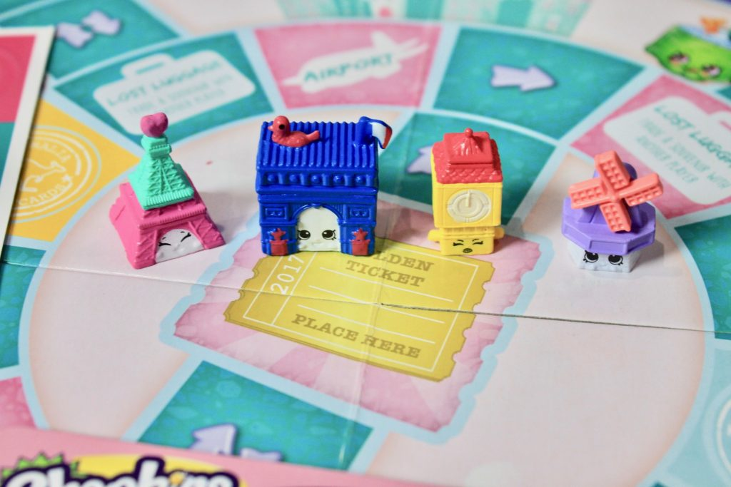 Shopkins World Vacation Game Review