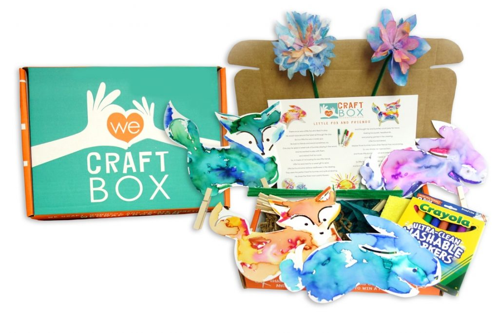 We Craft Box May 2018 Subscription Review + Exclusive Coupon