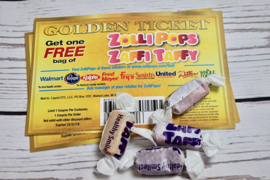Zollipops Zaffy Taffy