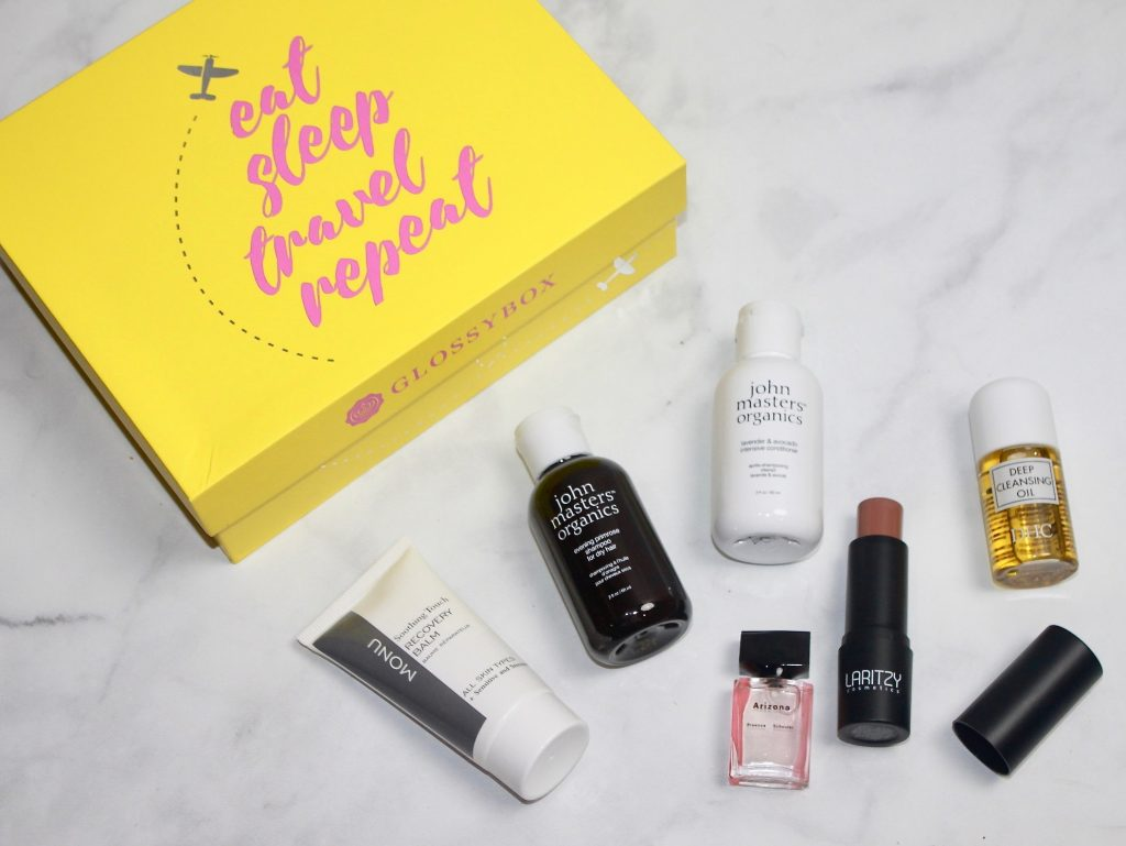 Glossybox May 2018 Subscription Box Unboxing + Review