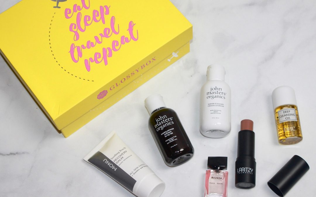 Glossybox May 2018 Subscription Box Review