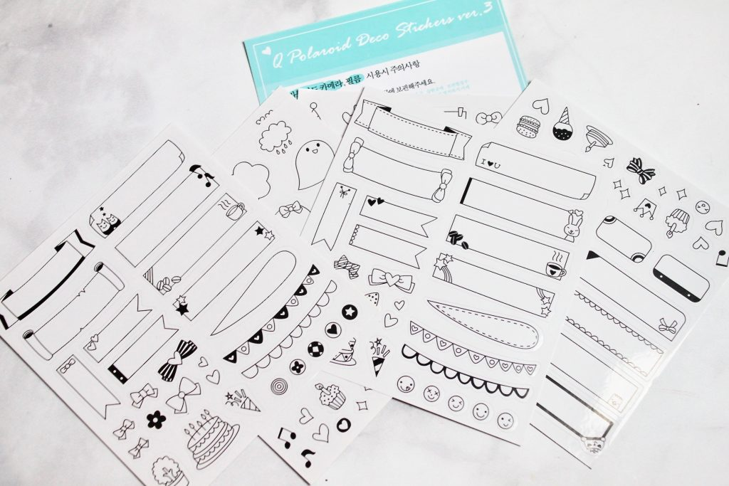 Busy Bee Stationery June 2018 Subscription Box Review