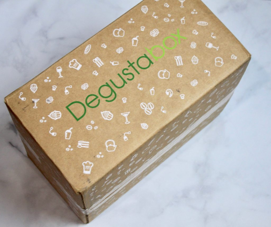 Degustabox July 2018 Subscription Box Review + First Box $9.99 Coupon