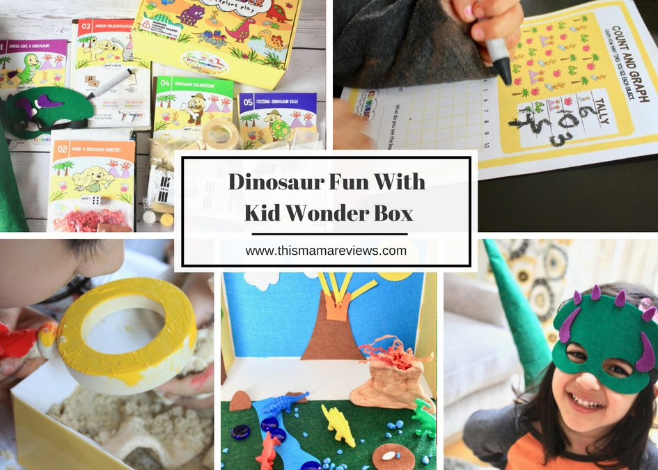Kid Wonder June 2018 Subscription Box Review + 40% Off Coupon Code