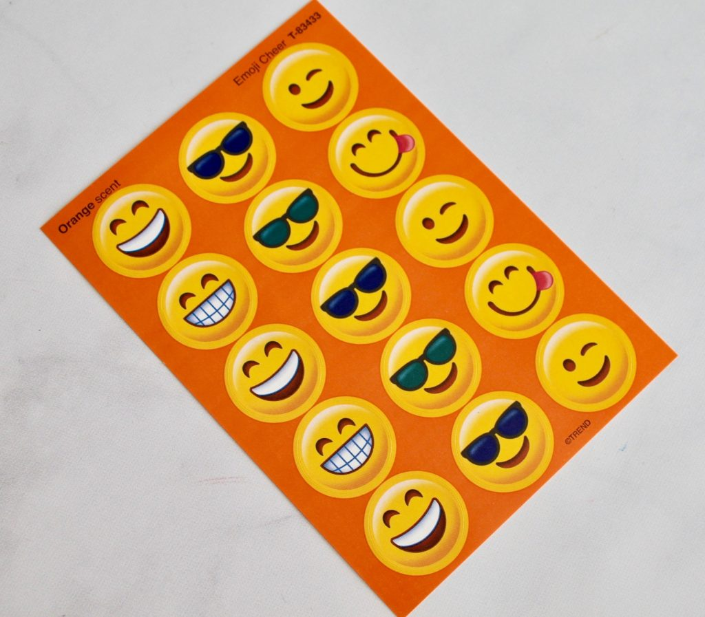 Scratch & Sniff Sticker Club by Everything Smells June 2018 Review + Coupon