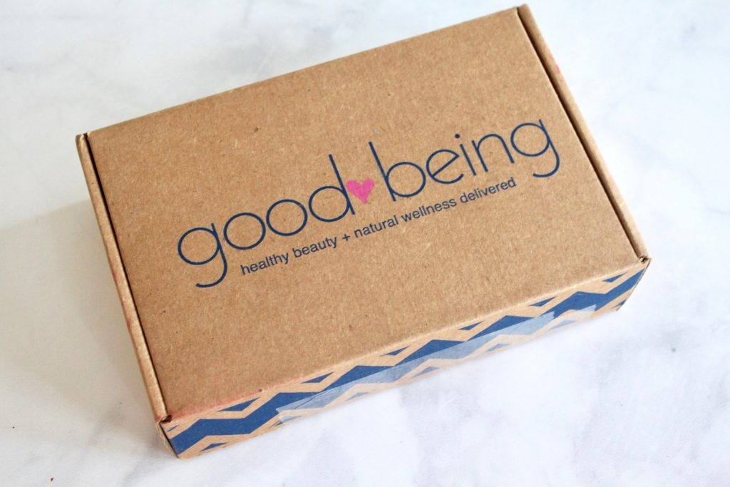 Goodbeing June 2018 Subscription Box Review