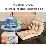 Green Piñata Toys June 2018 Subscription Box Review + 50% Off Coupon