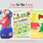 Kid Wonder Box July 2018 Subscription Review + 30% Off Coupon Code