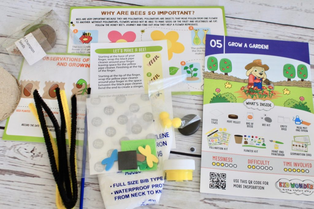 Kid Wonder Box July 2018 Subscription Review + 40% Off Coupon Code