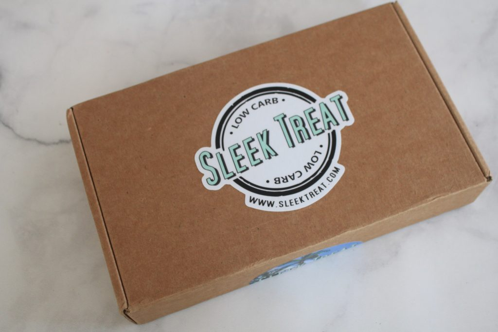 Sleek Treat July 2018 Subscription Box Review