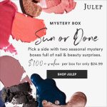 Julep: Summer Vs. Fall Mystery Box Deal! ($100 value for only $24.99)