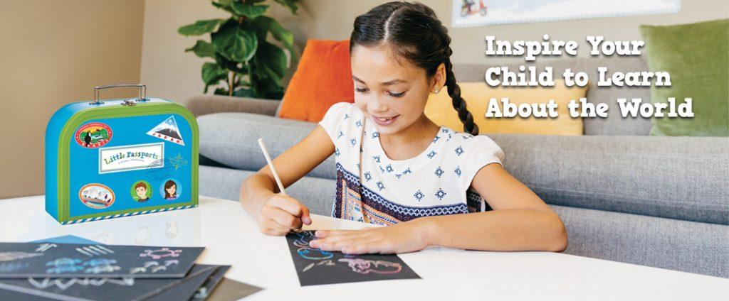 Little Passports – Save 40% On Award-Winning Kids Subscriptions!