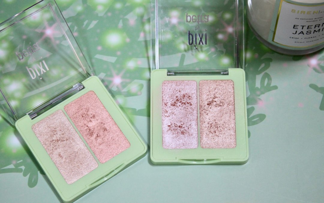 Pixi Glow-y Gossamer Duos Review & Swatches!