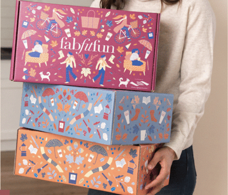 FabFitFun Fall 2018 More Customization Spoilers + $10 Coupon