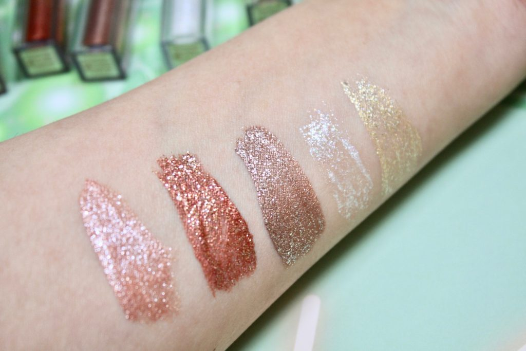 Pixi Liquid Fairy Lights Review & Swatches