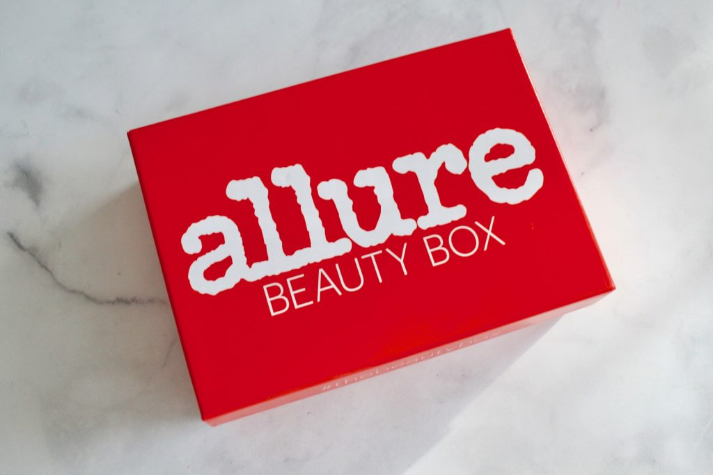 Allure Beauty Box September 2018 Review