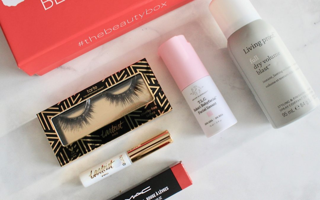 Allure Beauty Box September 2018 Subscription Review