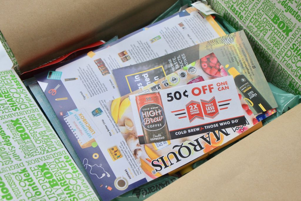 Degustabox September 2018 Subscription Review + Giveaway + 50% Off Coupon Code