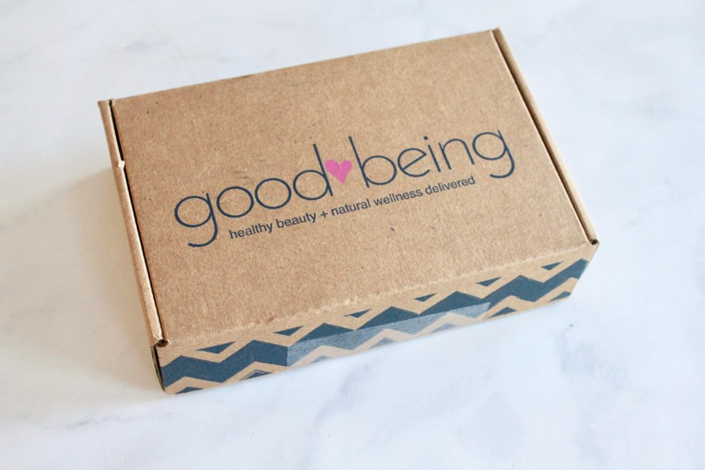 Goodbeing Beauty Subscription September 2018 Review + 20% Off Coupon