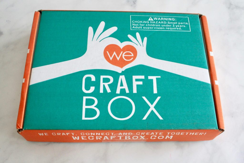 we craft box september 2018 subscription review exclusive coupon