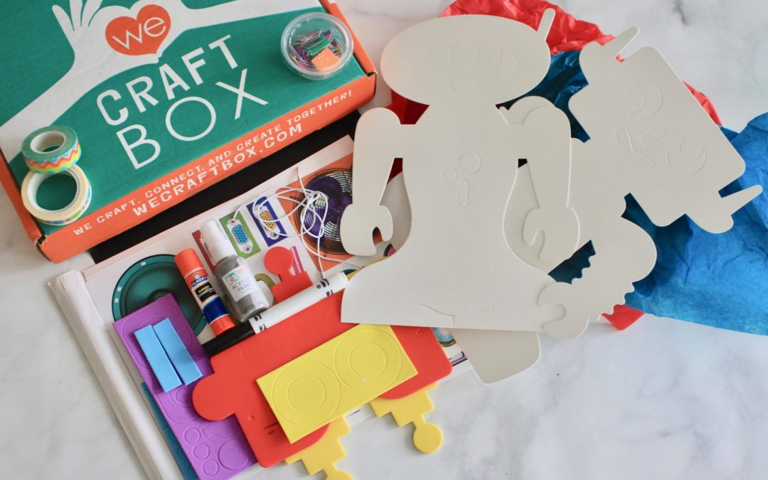 We Craft Box September 2018 Subscription Review + Exclusive Coupon Code!
