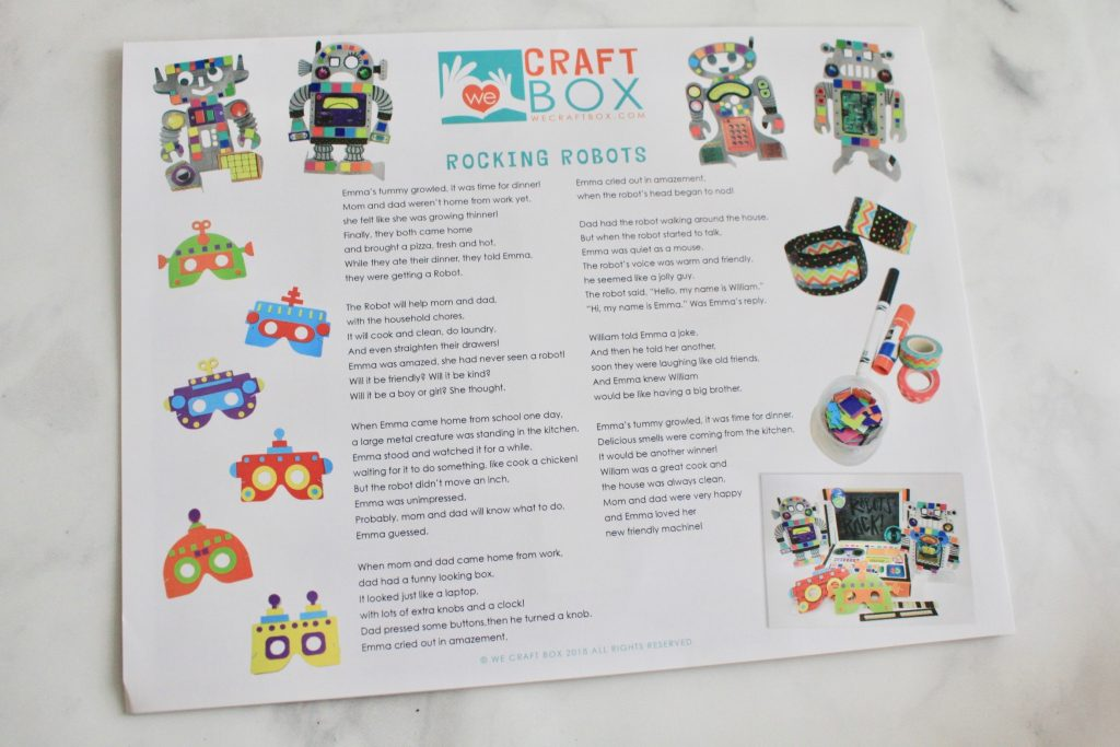 We Craft Box September 2018 Subscription Review + Exclusive Coupon Code
