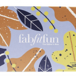 FabFitFun Editor's Box FULL Spoilers! + $10 Off Coupon Code