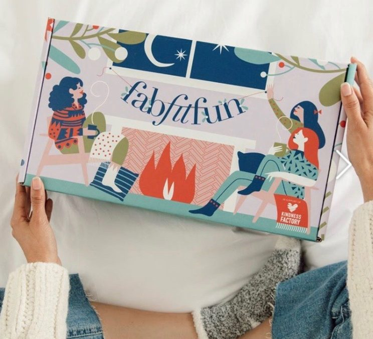 FabFitFun Winter 2018 Box Now Available! + 40% Off Limited Time Coupon!