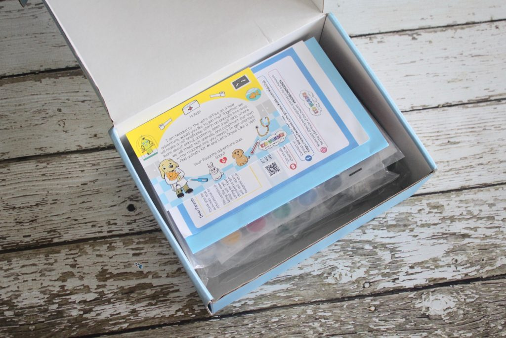 Kid Wonder Box Oct 2018 Subscription Review + 30% Off Coupon