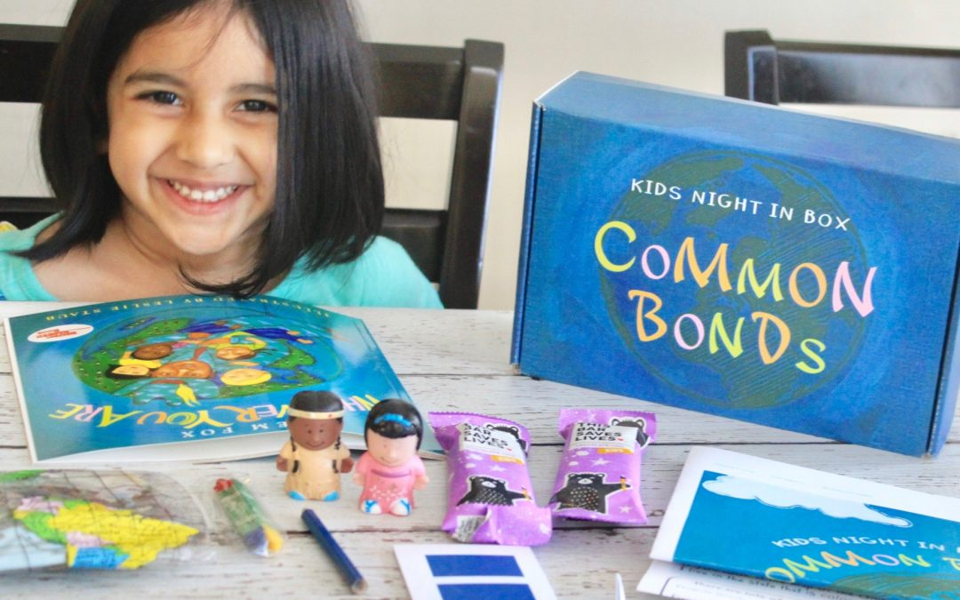 Kids Night In Box September 2018 Subscription Box Review + Free Box Coupon